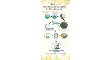 Learn Diatomaceous Earth in One Minute