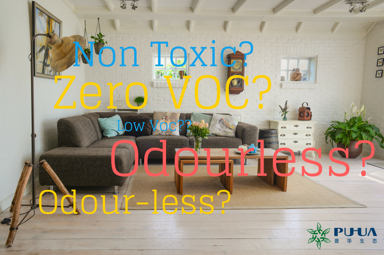 "The Toxic Truth About ""Low- Voc"" and ""Zero Voc"""